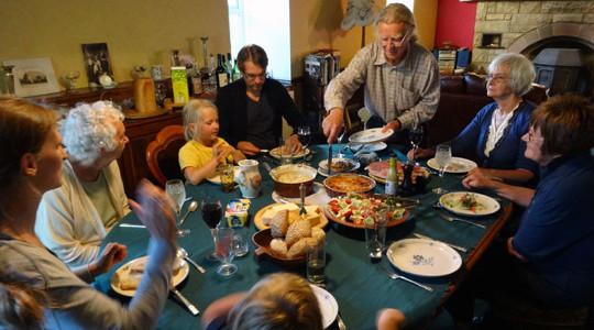 اجتماع الأسرة