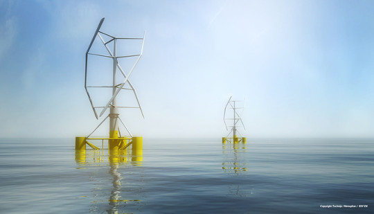 Offshore Power Must Look Beyond Traditional Windmills To Farm The Deep Seas