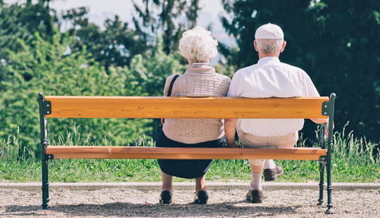 Older Married Couples Are Linked In Their Sickness