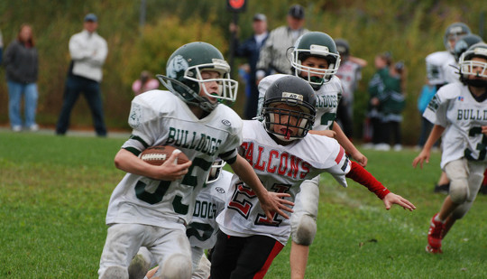 Are Parents Morally Obligated To Forbid Their Kids From Playing Football?