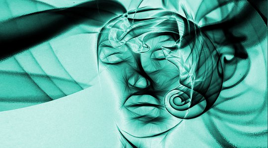 Hetkellinen paraneminen käyttäen psykoshamaania
