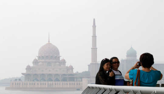 伊斯兰气候宣言将转换宗教原则付诸实践绿色