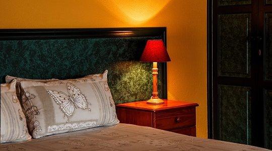 你的卧室是神圣的?