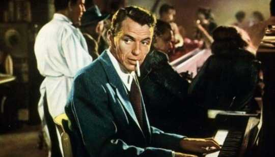 Sinatra's Films Shattered The Postwar Myth Of The White American Male