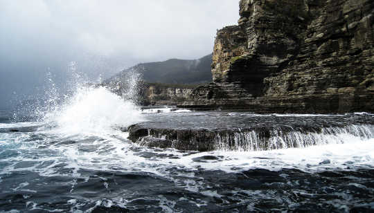 Southern Ocean Starts To Soak Up Carbon Again