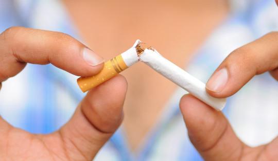 Nikotin-Patch funktioniert am besten für Slow Smokers