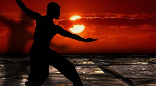 تای چی برای سلامتی با مزایای بالایی، استقامت، تحمل، انضباط و اعتماد به نفس اضافه شده است