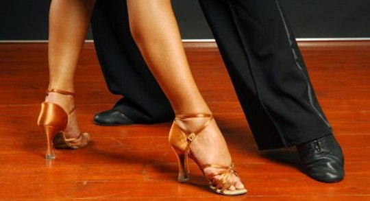 The Dance of Life: Tango Dancing For The Immune System