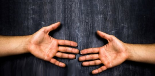 Vertrouwen biedt twee manieren om uit te kiezen
