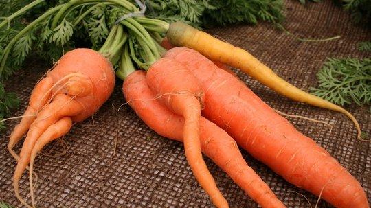 Cortará-Price 'feo' supermercado de alimentos minimizar las pérdidas?