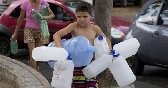 Sao Paulo, de watercrisis in Brazilië, toont het falen van publiek-private partnerschappen