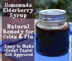 sirup elderberry