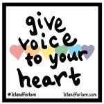 Gib deinem Herzen Stimme
