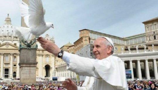 Il Papa sta facendo del cambiamento climatico un problema morale