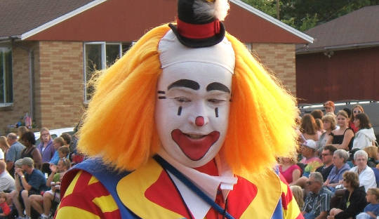 The Real Reason Clowns Scare Us