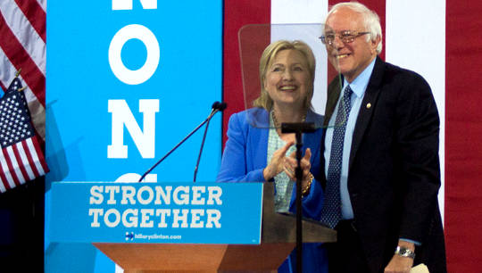 Attn. Progressives: Support Hillary In Order to Establish Bernie's Program