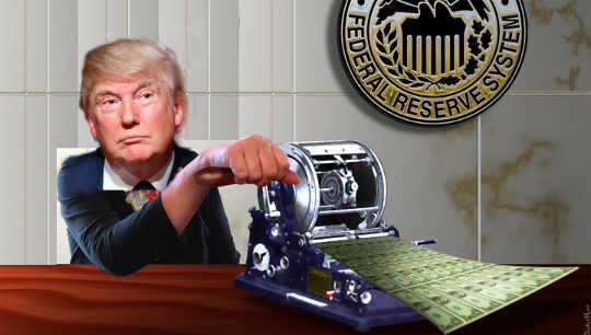 Trumps $ 1 trillion infrastrukturplan: Lincoln hadde en bolderløsning