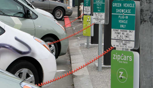 Which Electric Car Is Greener The Battery Or The Fuel Cell?