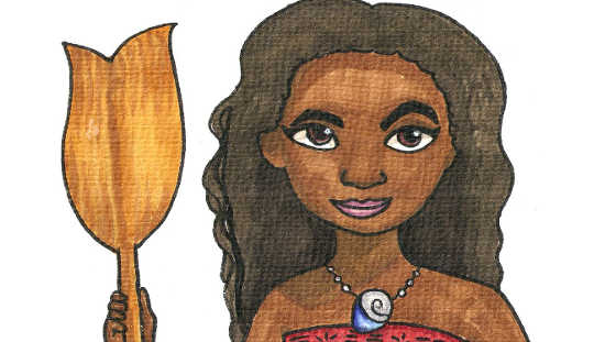 The Movie Moana Fulfills Disney's Journey From Timid Princess To Empowered Woman