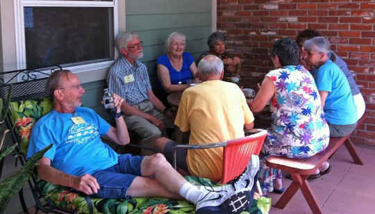 The Benefits Of Aging With The Senior Cohousing Movement