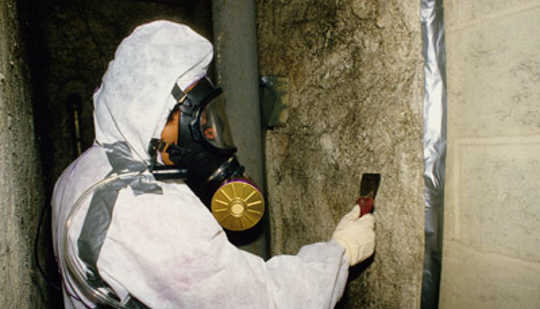Why The Health Threat From Asbestos Is Not A Thing Of The Past