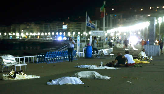 France's Social Fabric Frays From Terrorist Attacks