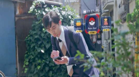 PokémonGo Isあなたをリードするアプリケーション他のアプリケーションはしないでください