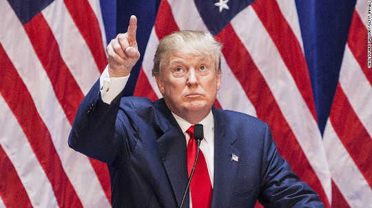 Trumpland Resistance Agendaの最初の100の日