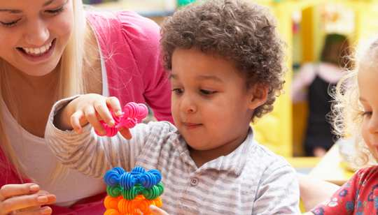 Affording Child Care Di Amerika