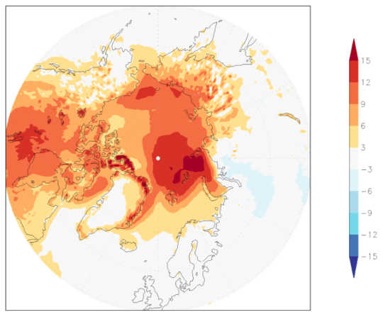 arktisk uppvärmning 12 23