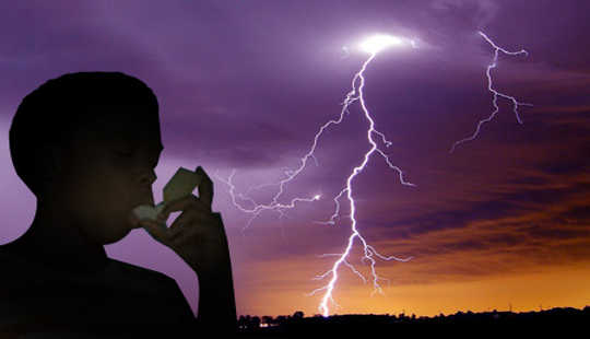 Keeping One Step Ahead Of Pollen Triggers For Thunderstorm Asthma