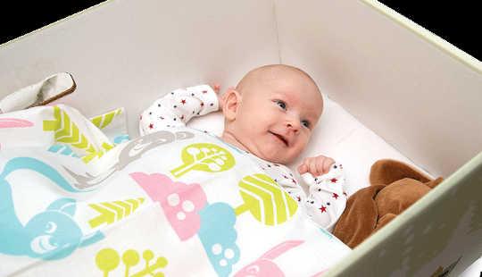 Baby-Boxen 5 25