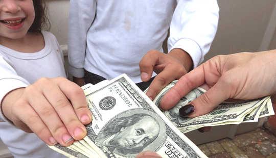Por qué el ingreso básico incondicional en lugar del bienestar es una buena idea