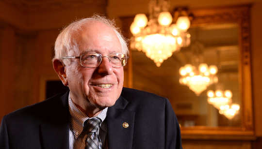Paano Bernie Sanders Made Ang Democratic Party Safe Para Liberals