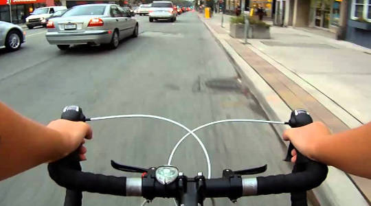 Why Do Bike Riders Make Car Drivers See Red?