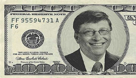 The Secret To The Incredible Wealth Of Bill Gates