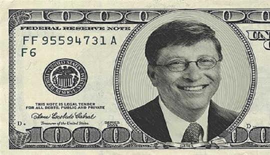 El secreto de la increíble riqueza de Bill Gates