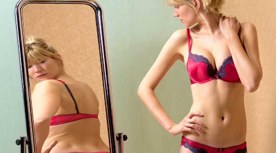 Why Your Body Image Can Change Quickly