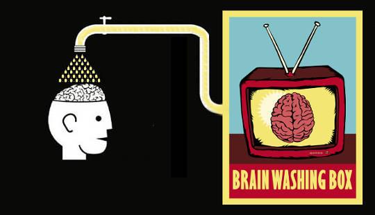 Hepimiz Politika Hakkında Biraz Beyin Yıkıldık