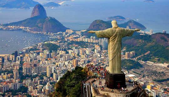 Hoe het Brasilië van BRIC na die sinkende skip gegaan?