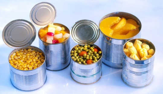 These Canned Foods Are The Worst For BPA