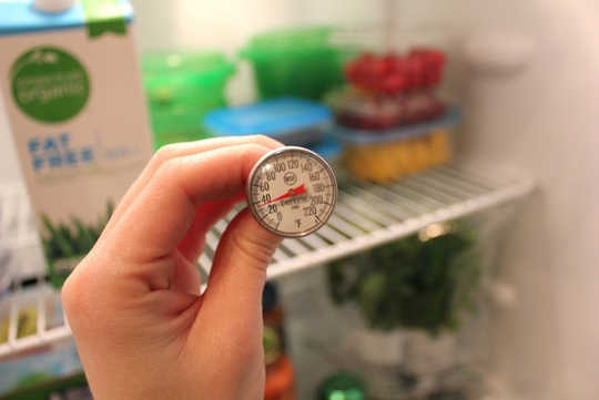Is Your Fridge Cold Enough To Keep Food Safe