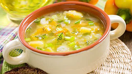Can Chicken Soup Really Cure Body And Soul?