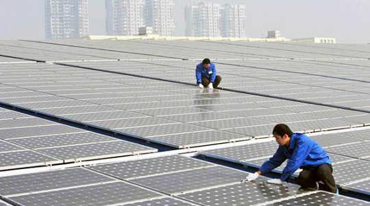 Pour la Chine, le changement climatique est une opportunité commerciale et politique