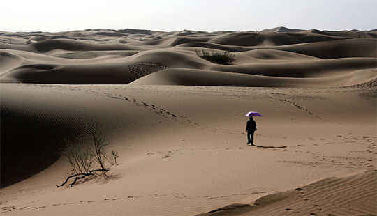 China's Desertification Is Causing Trouble Across Asia