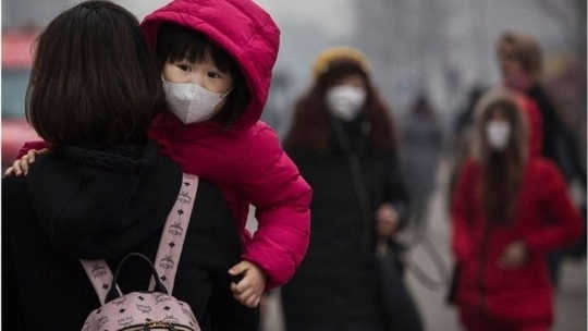 As Incomes Rise In China, So Does Their Concern About Pollution