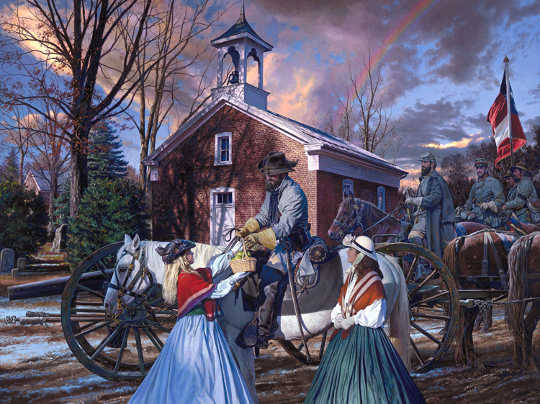How The American Civil War Cemented Modern Christmas Traditions