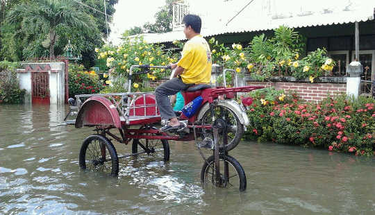 Why Development Should Focus On Climate Adaptation