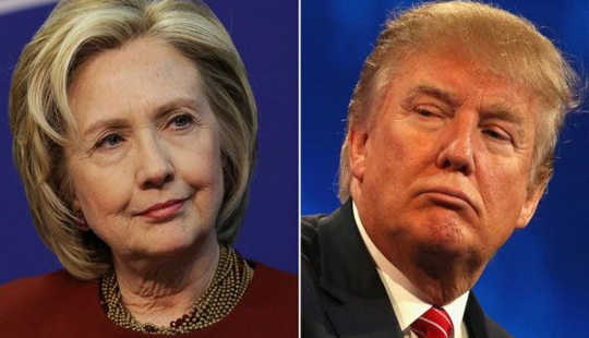 The Science Behind Trusting Clinton Or Trump