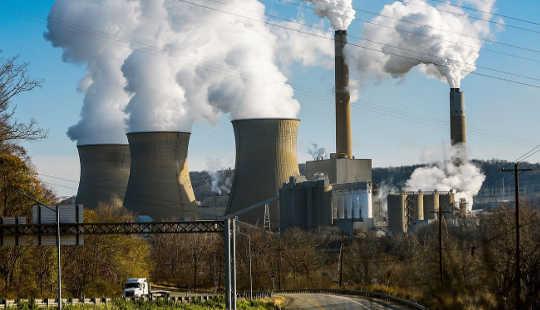 Por qué las estaciones de energía alimentadas con carbón deben cerrarse solo en el terreno de la salud